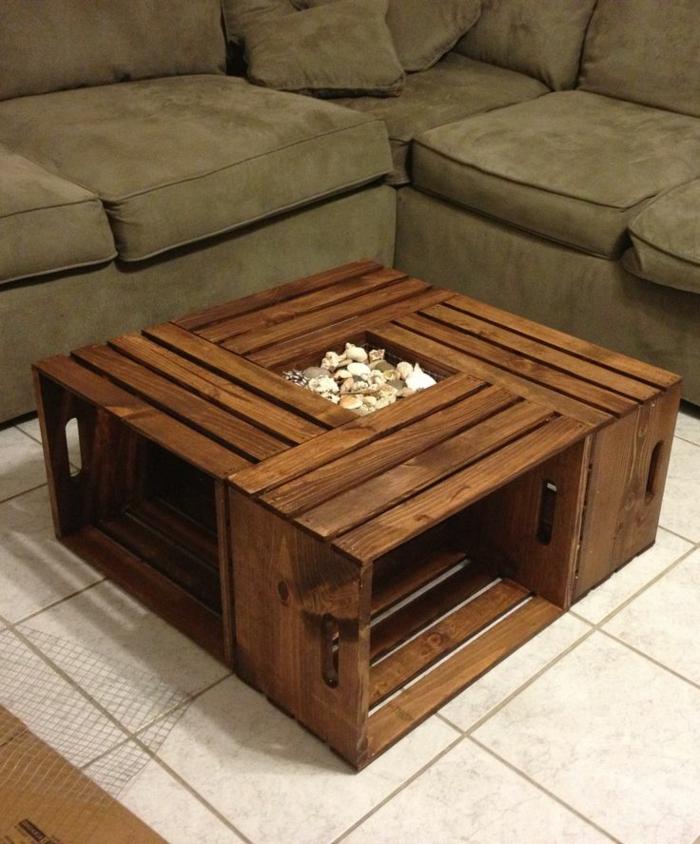 27 interessante ideen f r diy tisch. Black Bedroom Furniture Sets. Home Design Ideas