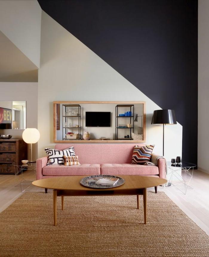 Einrichtungsideen Fürs Wohnzimmer In 45 Fotos - Archzine.net Coole Wohnzimmer Ideen
