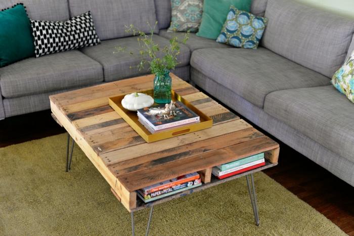Tisch Aus Paletten 33 Wunderbare Ideen Archzinenet