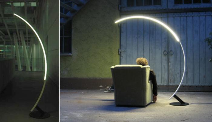 extravagante-gestaltung-bogenlampen