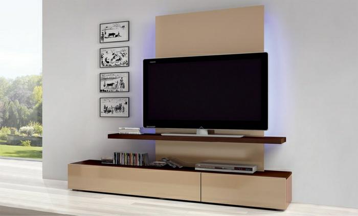 fernsehwand design fernsehwand wandverkleidung wandgestaltung - Design Fernsehwnde