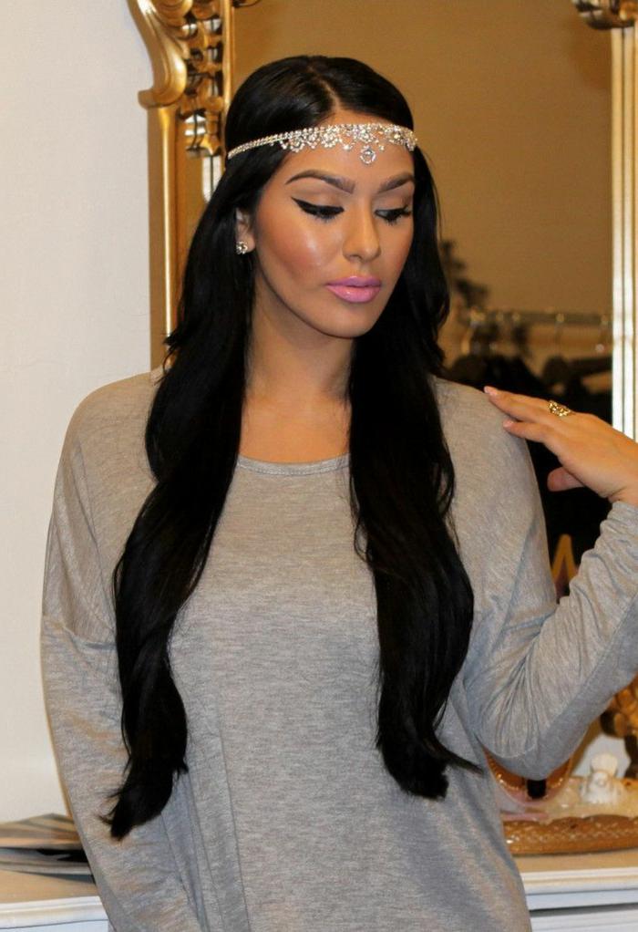 Lange Haare Haarband Zonnereizen