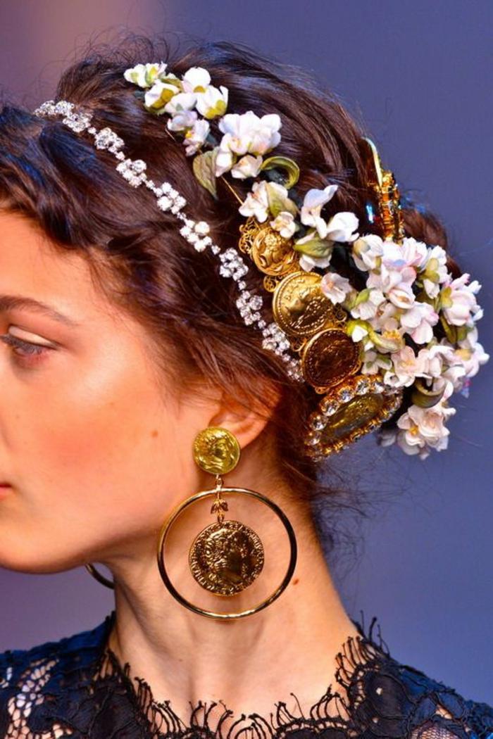 frisuren-mit-haarband-tolles-aussehen