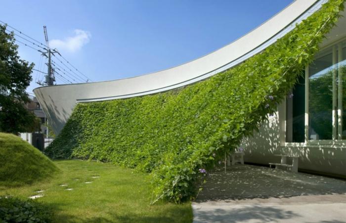 Ideen gartengestaltung zaun