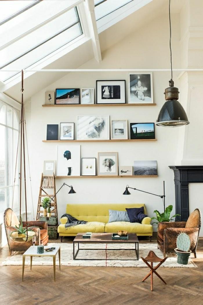 wohnzimmer bar darmstadt: : gelbes sofa wohnzimmer gestalten wohnideen wohnzimmer wohnzimmer