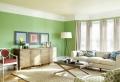 72 gute Interieur-Ideen: Grüne Wandfarbe!