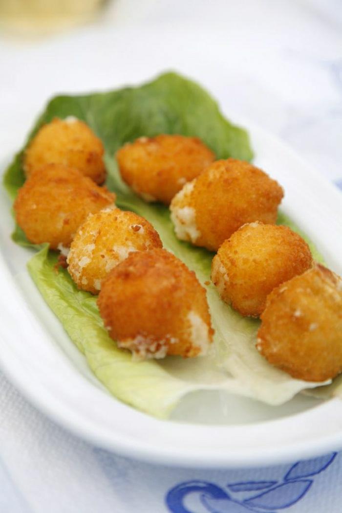 griechisches-Essen-Saganaki-lecker