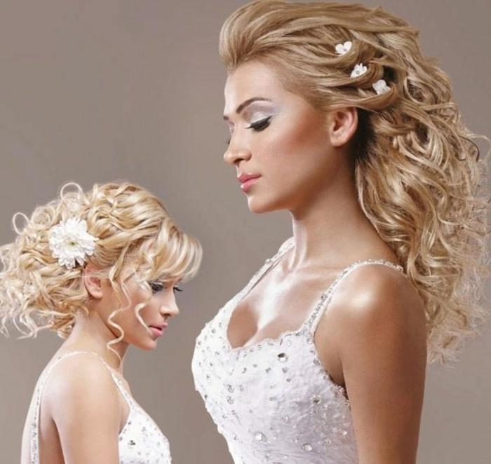44 Sch 246 Ne Hochzeitsfrisuren F 252 R Lange Haare
