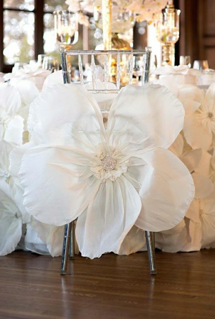 Stuhl Deko Hochzeit hochzeitsdeko für stühle 111 faszinierende ideen archzine