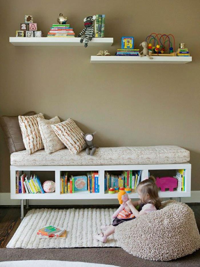 111 fotos von modernen und bequemen bodenkissen. Black Bedroom Furniture Sets. Home Design Ideas