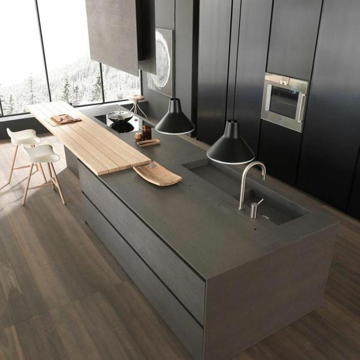 Moderne Kücheninsel küche mit kochinsel 50 tolle gestaltungen archzine