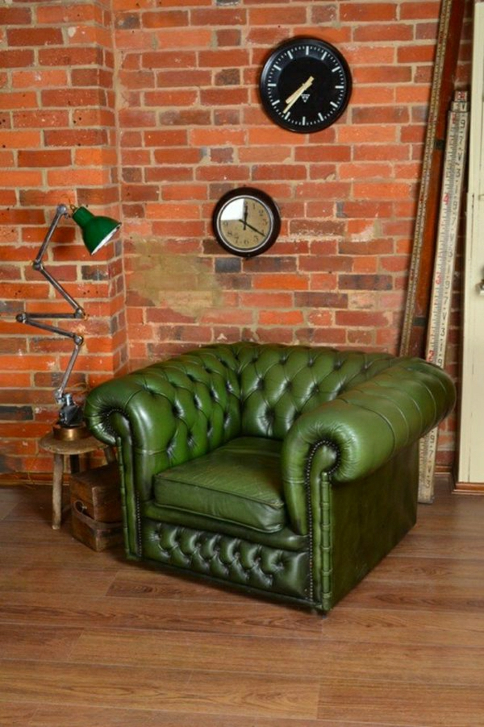 ledersessel retro great sessel wohnzimmer couchtisch retro vintage ausziehbar buchefarben with. Black Bedroom Furniture Sets. Home Design Ideas