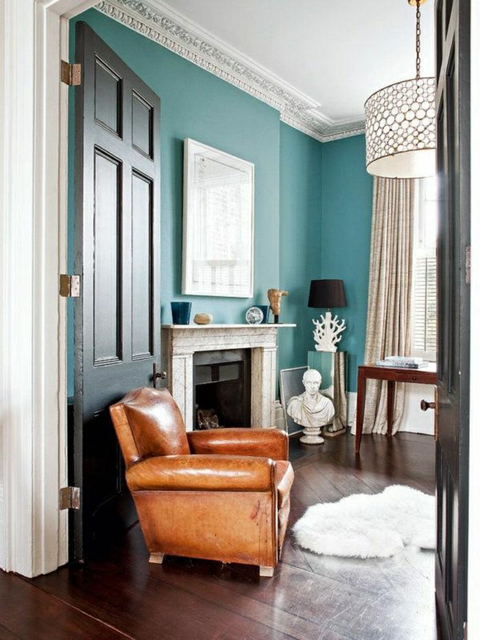 Wohnzimmer sessel retro raum und m beldesign inspiration for Wohnzimmer ledersessel