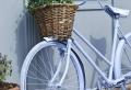 Das retro Fahrrad ist schon super modern!