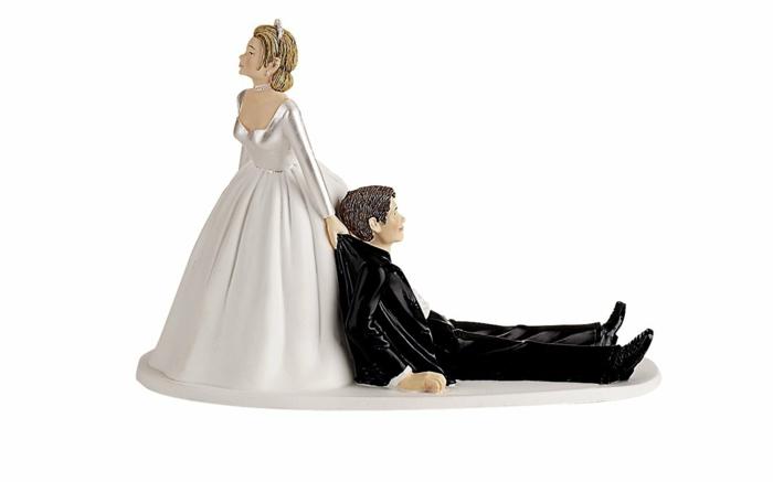 lustige-hochzeitsbilder-wunderschöne-figuren-von-braut-und-bräutigam