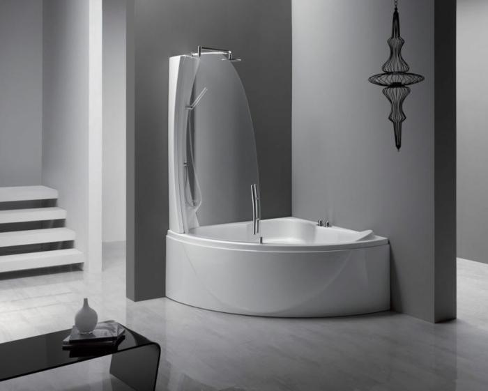 Badewanne mit t r aktuelle vorschl ge - Badewanne mit duschwand ...