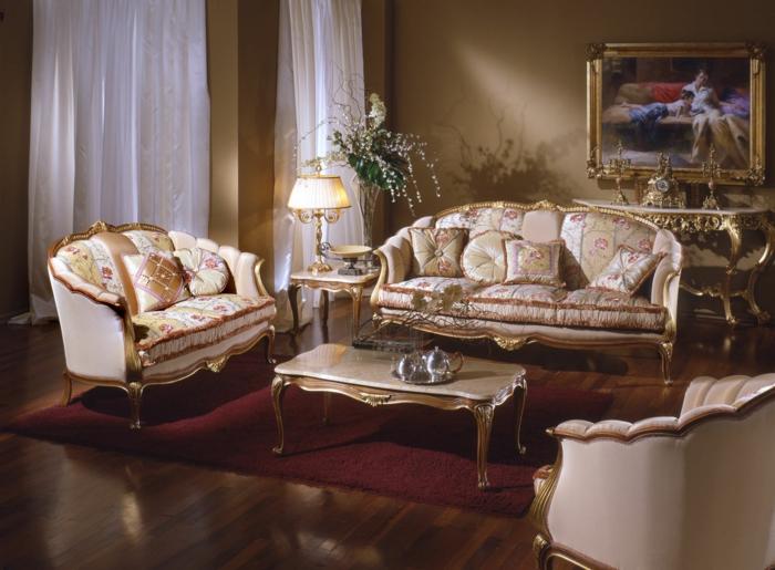 luxus-wohnzimmer-aristokratische-möbel