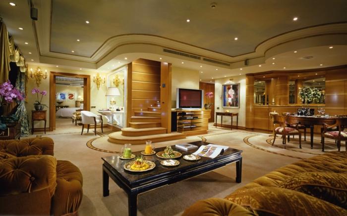 luxus-wohnzimmer-attraktive-gestaltung-nesttisch-design