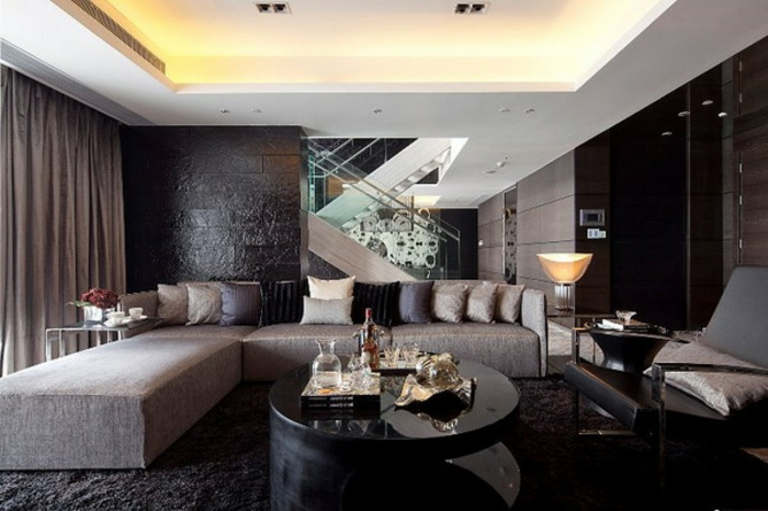 Luxus Wohnzimmer 81 Verbluffende Interieurs Archzine Net