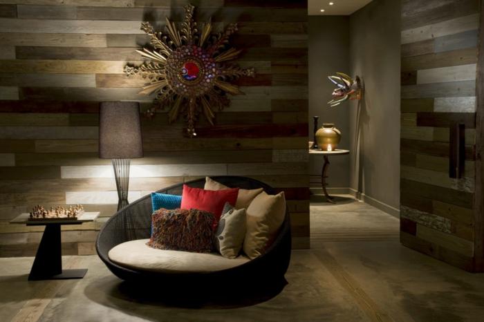 luxus-wohnzimmer-dekorative-kissen