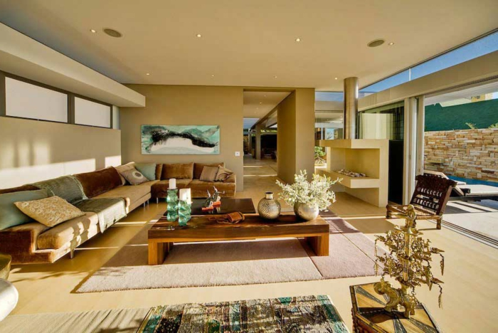 Luxus wohnzimmer 81 verbl ffende interieurs for Wohnzimmer beispiele gestaltung