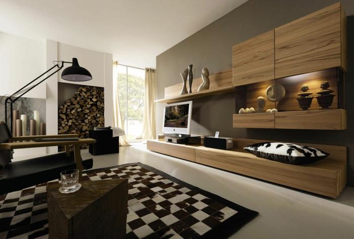 luxus-wohnzimmer-interessanter-teppich