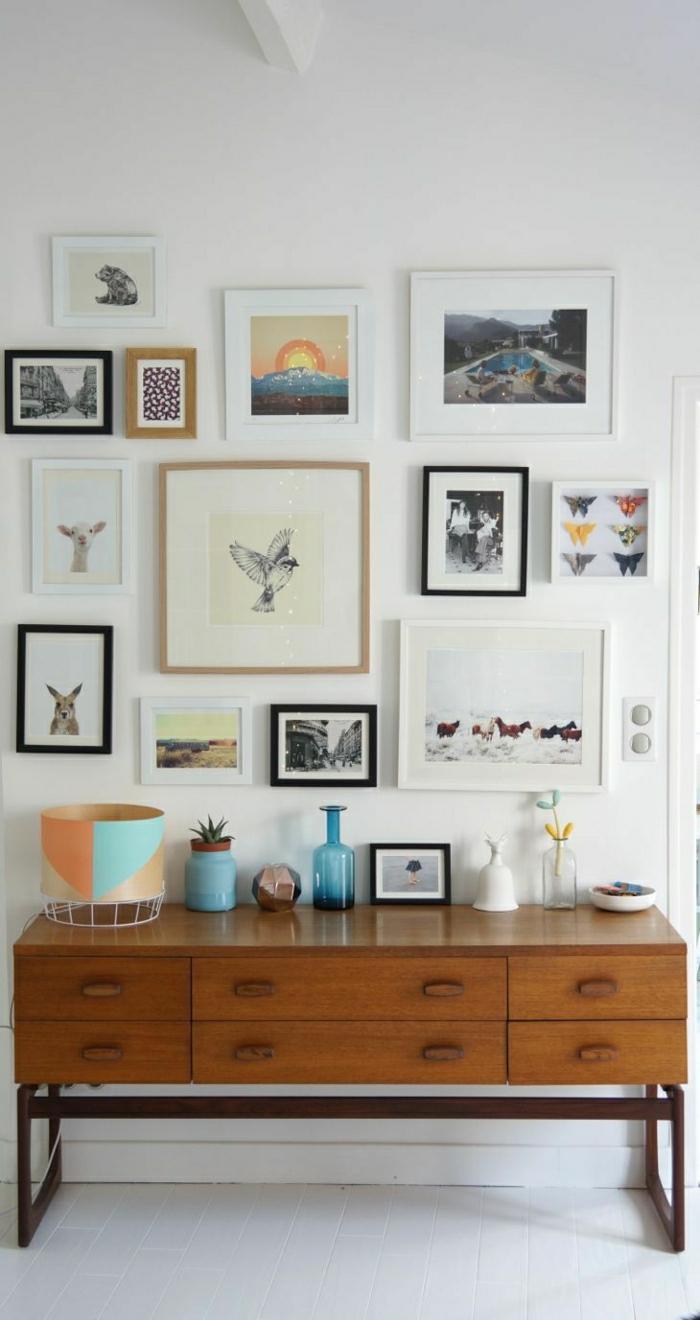 moderne-Wandbilder-Natur-Vögel-Schmetterlinge-Pferde-Lamm-Hase