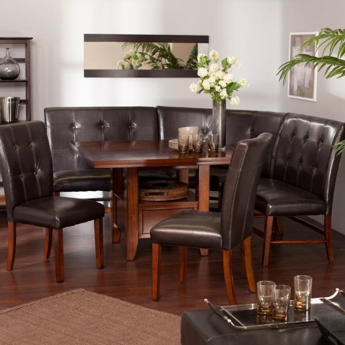 sitzecken k che die neuesten innenarchitekturideen. Black Bedroom Furniture Sets. Home Design Ideas