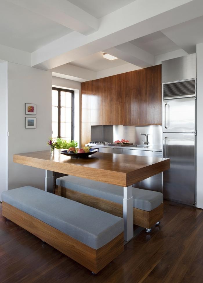 moderne-essecken-sitzbank-und-stühle