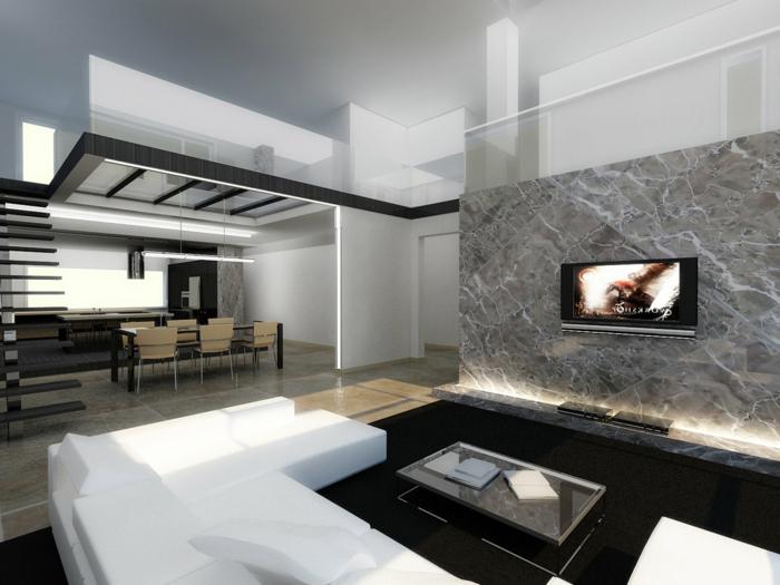 moderne inneneinrichtung 52 kreative vorschl ge. Black Bedroom Furniture Sets. Home Design Ideas