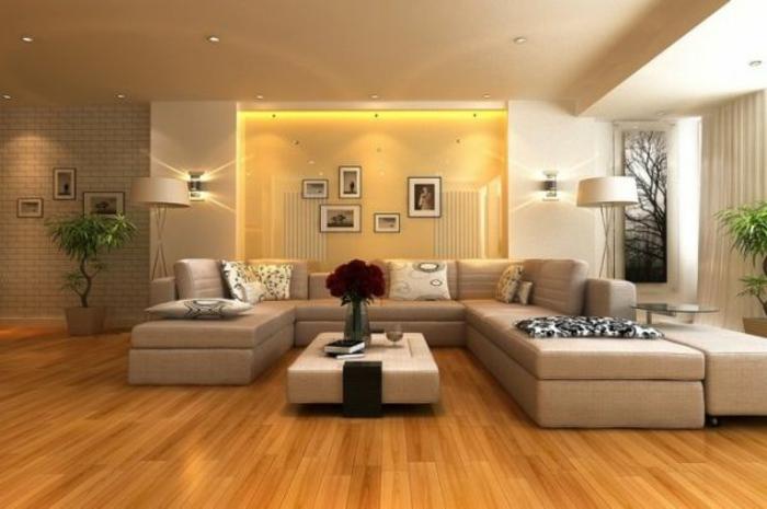 Moderne inneneinrichtung 52 kreative vorschl ge for Foto interni case moderne