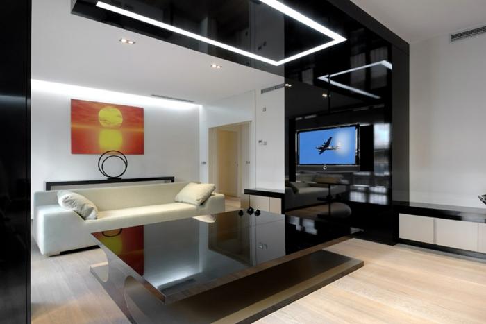 moderne-inneneinrichtung-schwarze-luxuriöse-gestaltung