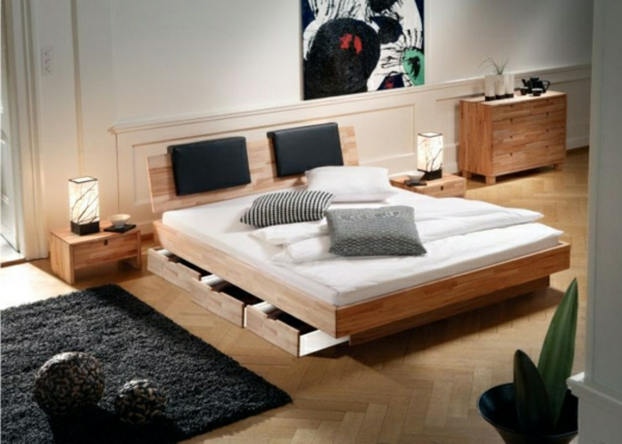 bett als kuschelecke gestaltet die neuesten innenarchitekturideen. Black Bedroom Furniture Sets. Home Design Ideas