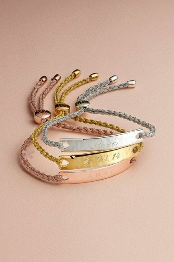peronalisierte-Armbänder-mit-Gravur-Metall