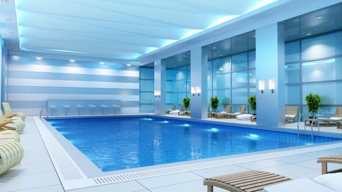 pool-bilder-interessante-blaue-gestaltung