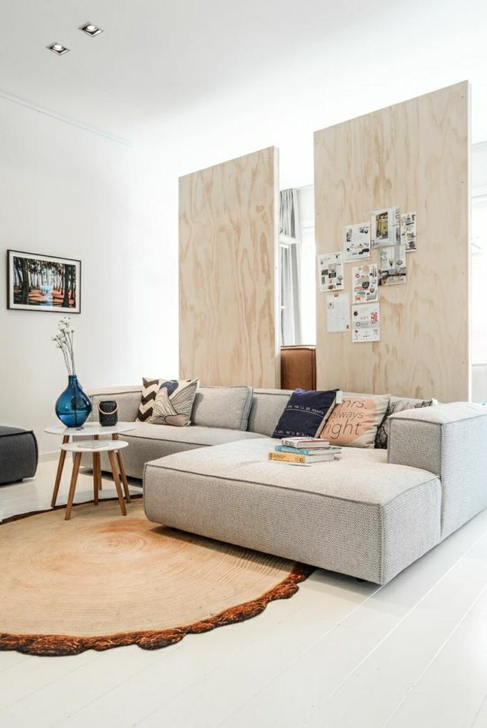 67 tolle designs vom raumtrenner aus holz. Black Bedroom Furniture Sets. Home Design Ideas