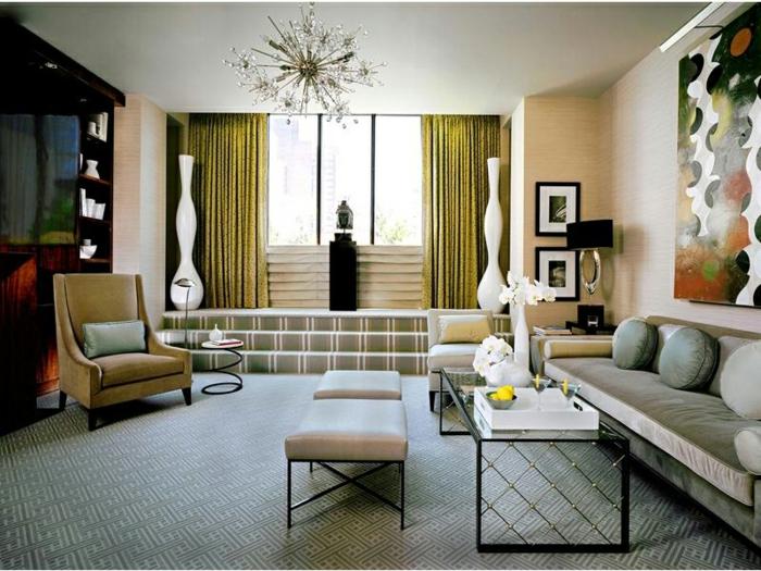 retro wohnzimmer:vintage wohnen – retro möbel im retro wohnzimmer