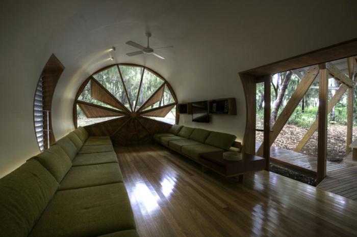 retro-wohnzimmer-natürliches-aussehen