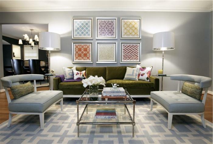 bilder wohnzimmer retro:tolles wohnzimmer retro gestaltung – vintage wohnen