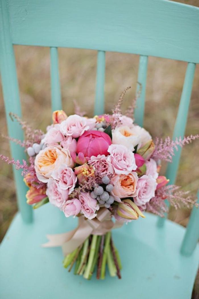 --rosa-blumensträuße-mit-wunderschönen-blumen-dekoration-deko-mit-blumen