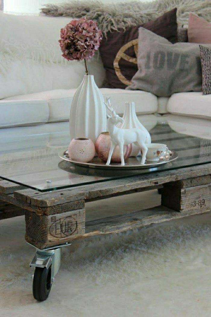 Tisch Aus Paletten 33 Wunderbare Ideen Archzine Net