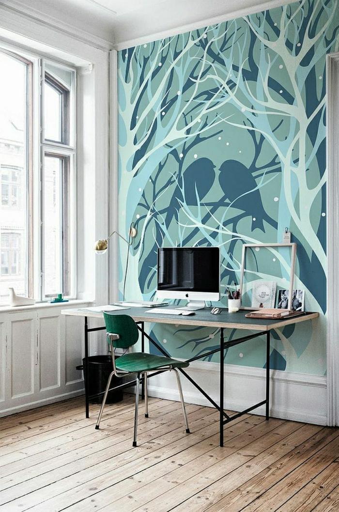 tolles-design-tapeten-moderne-tapeten-ideen-schöne-tapeten-design designer Tapeten