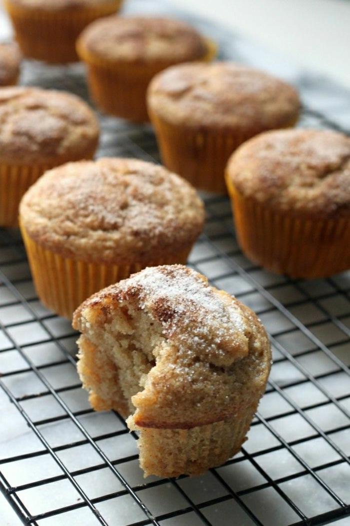 vegan-Frühstück-Zimt-Zucker-Donut-Muffin