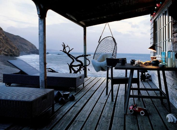 veranda-schaukel-wunderschöne-moderne-ausstattung