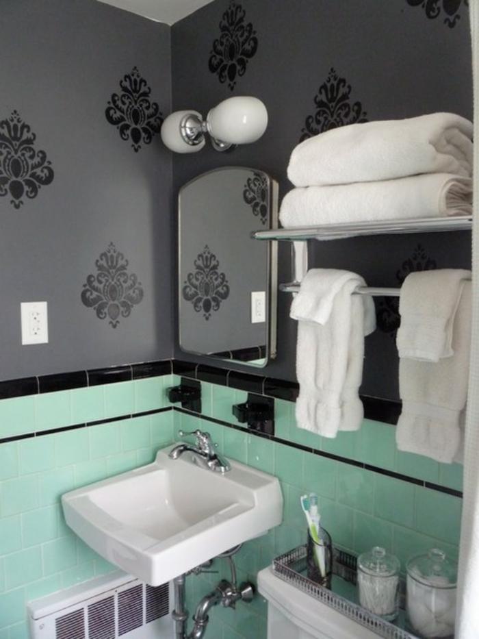 27 richtig tolle bilder von vintage bad! - archzine, Hause ideen