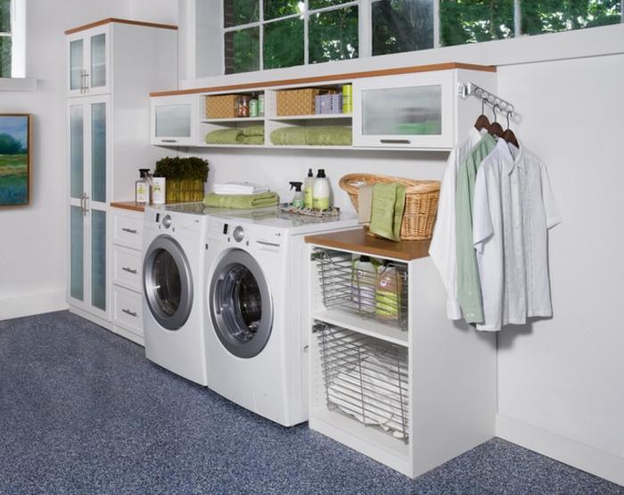waschküche-einrichten-attraktives-aussehen