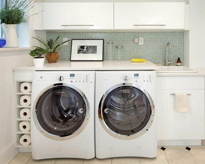 waschküche-einrichten-hellfarbige-gestaltung