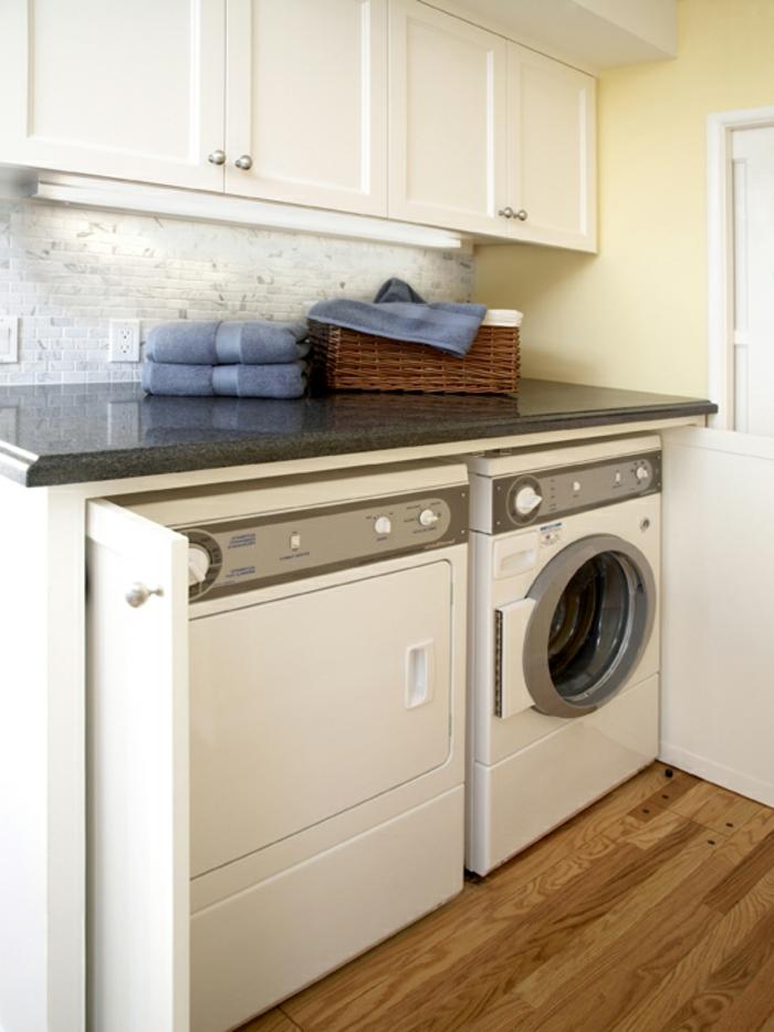 Waschküche Einrichten Interessante Weiße Ausstattung