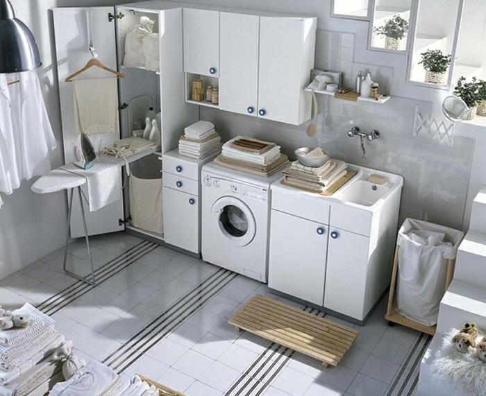 waschküche-einrichten-moderne-waschmaschinen