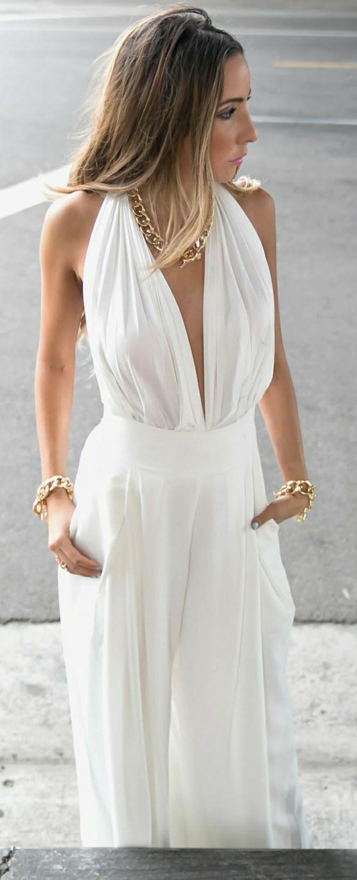 weiße-Hemdhose-elegant-Sommer